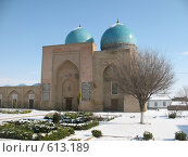 Купить «Узбекистан, Шахрисабз», фото № 613189, снято 11 января 2008 г. (c) Легкобыт Николай / Фотобанк Лори