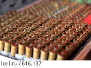 Патроны для автоматического оружия. Стоковое фото, фотограф Абудеев Дмитрий / Фотобанк Лори