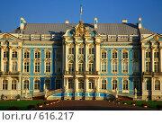 Купить «Екатерининский дворец - Царское Село», фото № 616217, снято 23 сентября 2008 г. (c) Володина Светлана / Фотобанк Лори