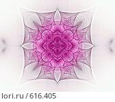 Купить «Розовый узор», иллюстрация № 616405 (c) Parmenov Pavel / Фотобанк Лори