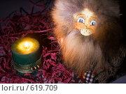 Купить «Домовёнок», фото № 619709, снято 15 декабря 2008 г. (c) Воробьева Анна / Фотобанк Лори