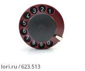 Купить «Телефонный номеронабиратель со знаком качества», фото № 623513, снято 17 декабря 2008 г. (c) Валерий Александрович / Фотобанк Лори