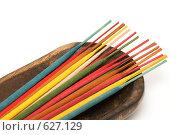 Купить «Ароматические палочки», фото № 627129, снято 21 декабря 2008 г. (c) Бутенко Андрей / Фотобанк Лори