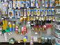 Полки цветочного магазина, эксклюзивное фото № 633497, снято 26 мая 2008 г. (c) lana1501 / Фотобанк Лори