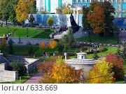 Купить «Памятник Александру Второму у храма Христа Спасителя в Москве», фото № 633669, снято 3 октября 2008 г. (c) Михаил Мозжухин / Фотобанк Лори