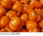 Купить «Болгарский перец», фото № 635881, снято 1 июля 2008 г. (c) Ирина Борсученко / Фотобанк Лори