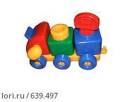 Купить «Игрушка», фото № 639497, снято 26 июня 2006 г. (c) виктор / Фотобанк Лори