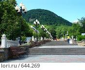 Купить «Железноводск. Курортный парк», фото № 644269, снято 1 июля 2008 г. (c) Александр Тараканов / Фотобанк Лори