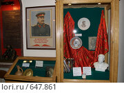 Купить «Бункер Сталина», фото № 647861, снято 22 марта 2008 г. (c) Сергеев Игорь / Фотобанк Лори