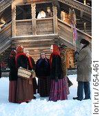 Купить «Святки», фото № 654461, снято 8 января 2009 г. (c) Ольга Рындина / Фотобанк Лори