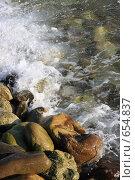 Средиземное море (2008 год). Стоковое фото, фотограф Лена Осадчая / Фотобанк Лори