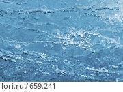 Купить «Ледяной фон», фото № 659241, снято 5 февраля 2008 г. (c) Dina / Фотобанк Лори