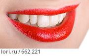 Купить «Женские губы», фото № 662221, снято 17 января 2009 г. (c) Олег Кириллов / Фотобанк Лори