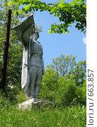 Купить «Памятник Воинам», фото № 663857, снято 23 июня 2007 г. (c) Иван / Фотобанк Лори