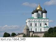 Псковский кремль (2008 год). Редакционное фото, фотограф юлия юрочка / Фотобанк Лори
