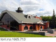 Купить «Камерный театр», фото № 665713, снято 27 июля 2007 г. (c) Владимир Хаманов / Фотобанк Лори