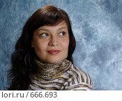 Купить «Портрет», фото № 666693, снято 10 января 2009 г. (c) Дмитрий Тарасов / Фотобанк Лори
