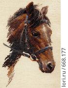 Купить «Лошадь», фото № 668177, снято 21 января 2009 г. (c) Константин Порядин / Фотобанк Лори