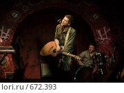 Концерт группы Сплин (2008 год). Редакционное фото, фотограф Евгений Булатов / Фотобанк Лори