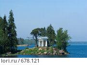 Купить «Храм Нептуна в парке Монрепо, Выборг, Россия», фото № 678121, снято 27 мая 2007 г. (c) Артём Сапегин / Фотобанк Лори
