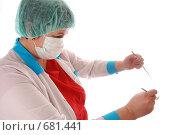 Купить «Стоматолог», фото № 681441, снято 18 декабря 2008 г. (c) Лифанцева Елена / Фотобанк Лори