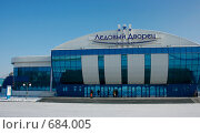 Купить «Ледовый дворец в Марий Эл г. Йошкар - Ола», фото № 684005, снято 1 февраля 2009 г. (c) Татьяна Лепилова / Фотобанк Лори