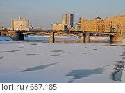 Москва (2007 год). Редакционное фото, фотограф Levin Alexandr / Фотобанк Лори