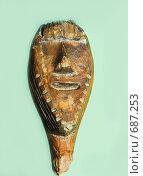 Купить «Малый Шигирский идол», фото № 687253, снято 20 декабря 2008 г. (c) Чернышева Лариса / Фотобанк Лори