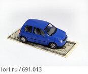 Покупка машины. Стоковое фото, фотограф Олег Колташев / Фотобанк Лори