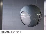 Купить «Деталь современного интерьера», фото № 694641, снято 24 февраля 2008 г. (c) Литова Наталья / Фотобанк Лори