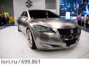 Купить «Автомобиль Suzuki», фото № 699861, снято 29 августа 2008 г. (c) Eduard Panov / Фотобанк Лори