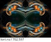 Купить «Калейдоскоп», иллюстрация № 702597 (c) Parmenov Pavel / Фотобанк Лори