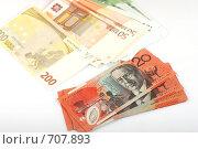 Купить «Деньги», фото № 707893, снято 25 октября 2008 г. (c) Cветлана Гладкова / Фотобанк Лори