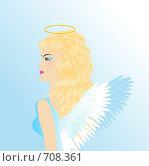 Купить «Ангел», иллюстрация № 708361 (c) Стойко Елена / Фотобанк Лори