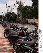 Куала-Лумпур. Транспорт (2009 год). Редакционное фото, фотограф Китаев Олег Александрович / Фотобанк Лори
