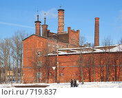 Рыбинский пивоваренный завод (2009 год). Стоковое фото, фотограф Дмитрий Земсков / Фотобанк Лори