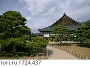 Купить «Сегунский замок Нидзе. Киото», фото № 724437, снято 21 ноября 2007 г. (c) Просенкова Светлана / Фотобанк Лори