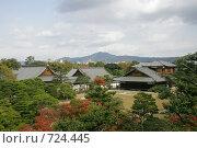 Купить «Сегунский замок Нидзе. Киото», фото № 724445, снято 21 ноября 2007 г. (c) Просенкова Светлана / Фотобанк Лори