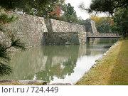 Купить «Сегунский замок Нидзе. Киото», фото № 724449, снято 21 ноября 2007 г. (c) Просенкова Светлана / Фотобанк Лори