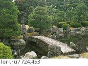 Купить «Сад Ниномару сегунского замка Нидзе. Киото», фото № 724453, снято 21 ноября 2007 г. (c) Просенкова Светлана / Фотобанк Лори