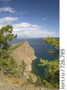 Купить «Остров Ольхон. Озеро Байкал. Россия», фото № 726789, снято 19 августа 2006 г. (c) Сергей Пономарев / Фотобанк Лори