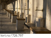 Купить «Мечеть Султан Ахмет. Стамбул. Турция», фото № 726797, снято 8 января 2007 г. (c) Сергей Пономарев / Фотобанк Лори