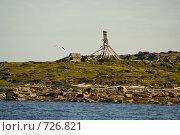 На пути к Соловецким островам. Белое море. Стоковое фото, фотограф Эдуард Финовский / Фотобанк Лори