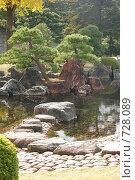 Сад Ниномару сегунского замка Нидзе. Киото (2007 год). Стоковое фото, фотограф Просенкова Светлана / Фотобанк Лори