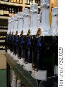 Бутылки martini asti выставленные в магазине (2006 год). Редакционное фото, фотограф Светлана Архи / Фотобанк Лори