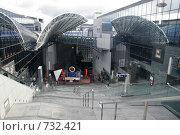 Вокзал в Киото. Япония (2007 год). Редакционное фото, фотограф Просенкова Светлана / Фотобанк Лори