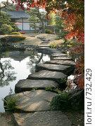 """Коко-эн (""""Девять садов""""). Химэдзи, Япония. Стоковое фото, фотограф Просенкова Светлана / Фотобанк Лори"""