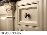Купить «Элемент мебели», фото № 736757, снято 23 сентября 2008 г. (c) Николай Туркин / Фотобанк Лори