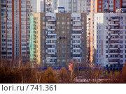 Московская архитектура (2009 год). Стоковое фото, фотограф Дмитрий Малахов / Фотобанк Лори