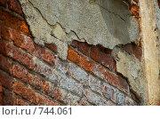 Купить «Старая кирпичная кладка», фото № 744061, снято 23 июня 2008 г. (c) Андрей Первеев / Фотобанк Лори
